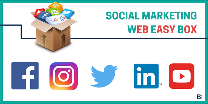 Social Marketing Web Easy Box